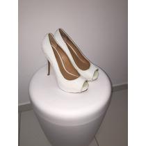 Sapato Feminino Schutz Salto Alto Novo Pag Em 12x S/juros