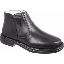 Bota Botina Masculina Anti-stress Confort Capelli Boots
