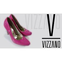 Sapato Scarpin Rosa Pink Vizzano 36