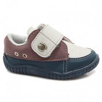 Sapatênis Pé Com Pé Infantil 13579 - Maico Shoes Calçados