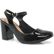 Sapato Ramarim Chanel Verniz | Zariff