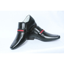 Sapato Social Masculino Esporte Fino Luxo