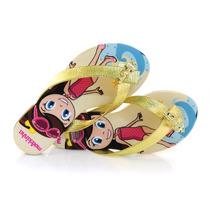 Sandália Rasteira Infantil Moleca - Vizzent Calçados