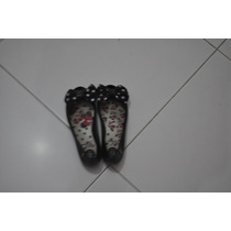 Sapato Preto Da Minnie - Melissa - Tamanho 31