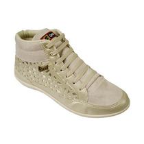 Bota Lindy Feminina Estilo Sneakers Inverno Ref Av9006