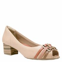 Sapato Feminino Ramarim 1592105 Snob Calçados-s1