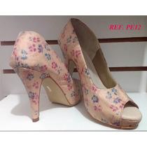 Sapatos Peep Toe 36 E 37 - Liquidação Varios Modelos