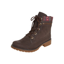Bota Coturno Dakota Marron B7191