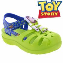 Crocs Papete Original Toy Story Grendhene Criança+brinde