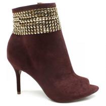 Ankle Boot Feminino Cher 9020-42   Zariff