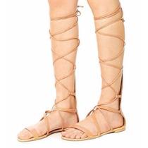 Sandália Gladiadora - Zatz