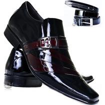 Lançamento Cinto Sapato Social Masculino 100 Couro Legítimo
