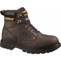 Bota Caterpillar Cat Marron Original+ Pronta Entrega