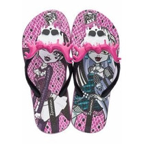 Chinelo Ipanema Monster Hight