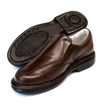 Sapato Pele De Carneiro E Sola Massageadora Anti Stress