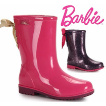 Bota Galocha Barbie Power Fashion Grendene 21390