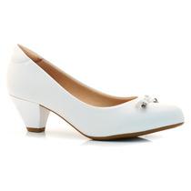 Sapato Scarpin Feminino Modare