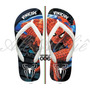 Sandálias Chinelo Havaianas Personalizadas Spiderman Aranha