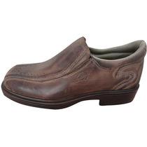 Sapato Tênis Sapatênis Social Masculino Em Couro Leve
