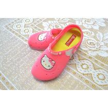 Sapato Hellow Kitty Lindo