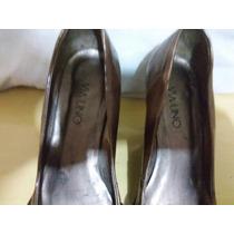 Sapato Scarpin Via Uno Tamanho 36