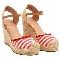 Sapato Feminino Espadrille Shoestock Navy 37 (novo)