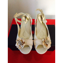 Sapato De Couro.marca Campesí Conforto Com Estilo. Novissima