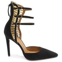 Sapato Zariff Shoes Scarpin Fivelas | Zariff