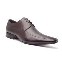 Sapato Social Masculino Em Couro Pelica Vegetal Diam. Fnk 95