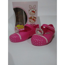 Sandalia Infantil Hello Kitty