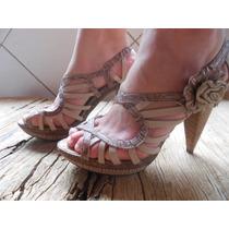 Sandália Sapato Feminino 37 Tanara