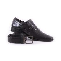 Sapato Calvest Kit Cinto - 29842