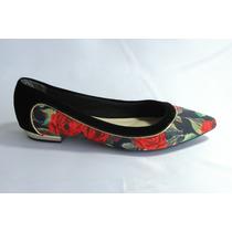 Sapatilha Feminina Adora 20722 - Galluzzi Calçados