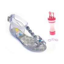 Sandália Disney Princesas Com Super Brinde