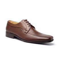 Sapato Social Masculino Em Couro Pelica Ij 34022 Di Pollini