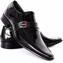 Sapatos Masculinos Sociais 100 % Legítimo Loja Sapatofranca