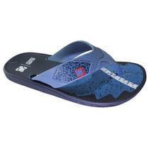Chinelo Grendene Guga One Dedo Infantil Menino - 11036 Azul