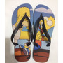 Chinelo Havaianas Personalizado - Homer Simpsons