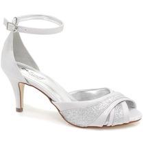Sandália Zariff Shoes Noiva | Zariff