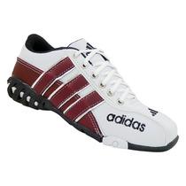 Sapatênis Adidas A12 Branco E Vinho
