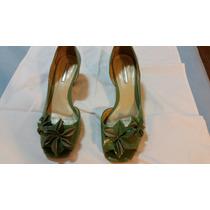 Sapato Da Luz Da Lua Tam. 39 Sandália Scarpin
