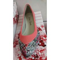 Sapatilha Feminina Lara Shoes