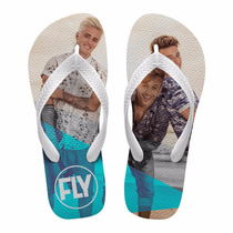 Chinelo Masculino Banda Fly Foto Colors - Bandup!