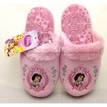 Pantufa Chinelo Infantil Branca De Neve Princesa Disney