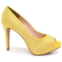 Sapato Zariff Shoes Peep Toe Festa | Zariff