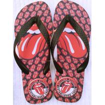 20 Pares De Chinelos Sandálias Rock No Atacado Para Revenda