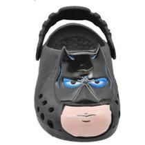 Grande Promoção De Sandália Infantil Crocs Batman !!!!