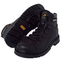 Bota Work Boot Adventure Couro- Caterpillar Timberland Ellus