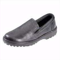 Sapato Feminino C/ Elástico, Bico De Plástico 20f19 Marluvas