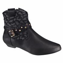Bota Coturno Mooncity Ankle Boot Original
